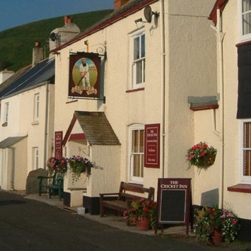 Devon pubs foodie the cricket inn Beesands