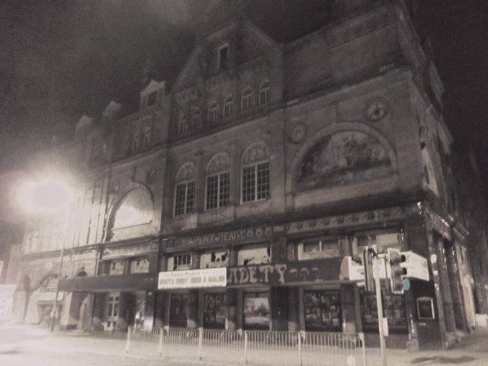 haunted devon palace theatre