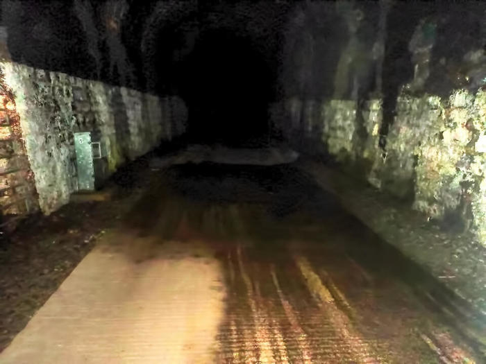 haunted devon shaugh tunnel