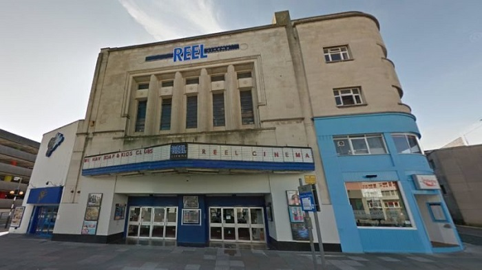 haunted devon reel cinema
