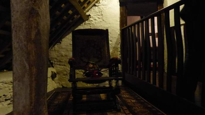 haunted devon chambercombe manor
