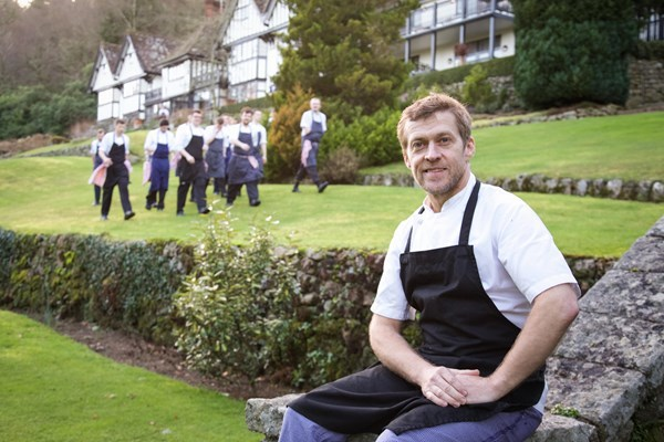 Michelin star restaurants devon gidleigh park
