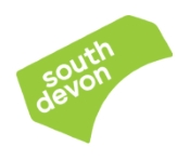 Visit South Devon logo