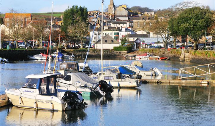 devon towns villages prettiest kingsbridge