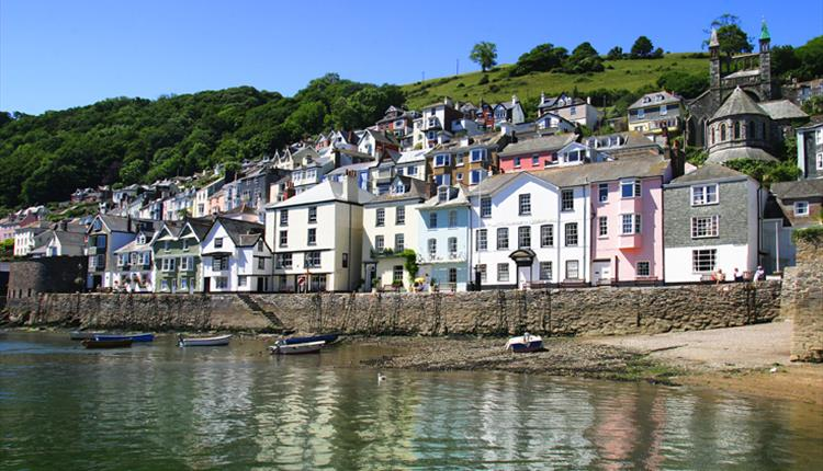 Romantic places in devon
