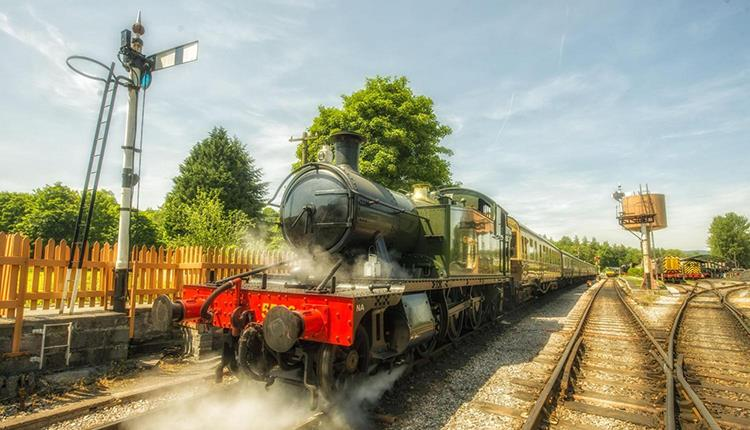 /things to do in devon when its raining south railway steam