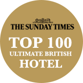 Sunday Times - Top 100 British Hotels