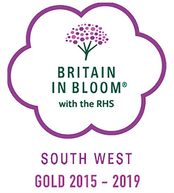 RHS Britain in Bloom - South West Gold - 2015 - 2019