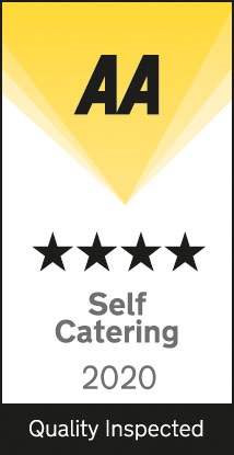 AA 4 Black Star Self Catering Award