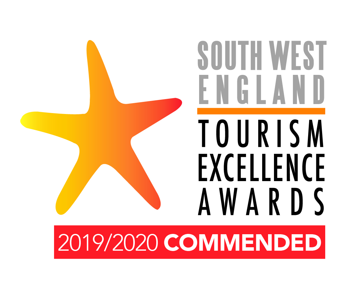 South West England Tourism Excellence Awards - 2019/2020 - Commended