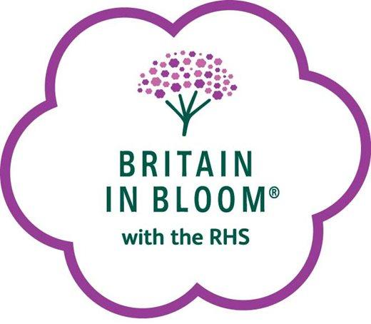 RHS Britain in Bloom Medal Gold 2016