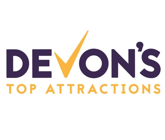Devon's Top Attractions Quality Stamp
