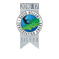 David Bellamy Award (Silver)
