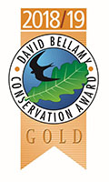David Bellamy Conservation Award (Gold)
