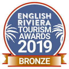 English Riviera Tourism Awards 2019 - Bronze