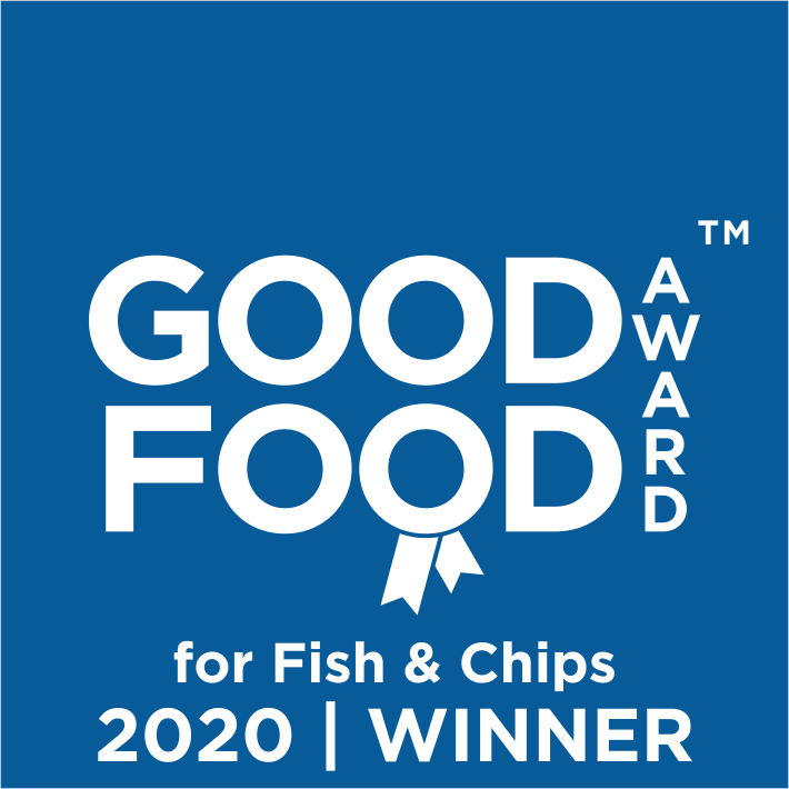 Good Food Award for Fish and Chips