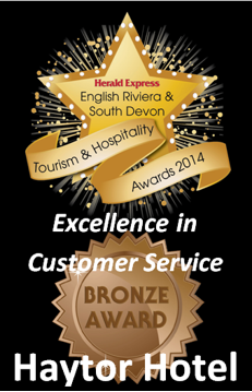 Herald Express - Excellent in Customer Service - Bronze