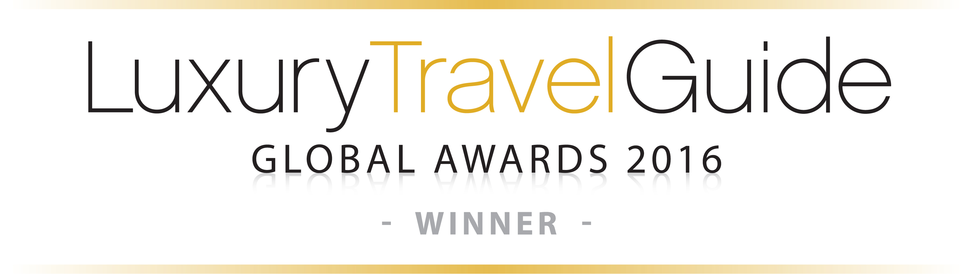Luxury Travel Guide Winners