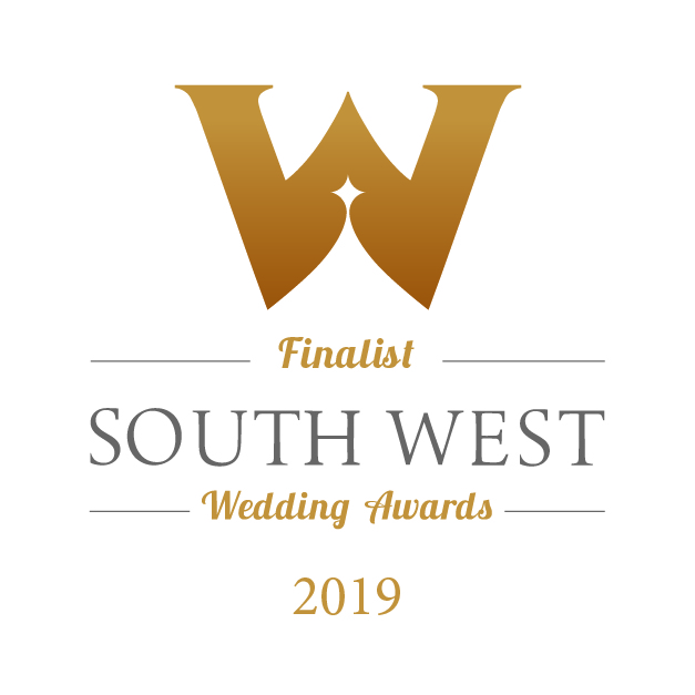 South West Wedding Awards - Finalist - 2019