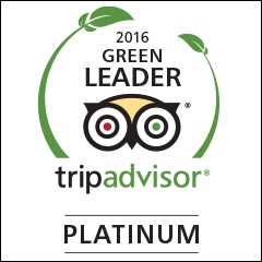 TripAdvisor Greenleaders - Platinum