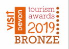 Visit Devon Awards - Bronze