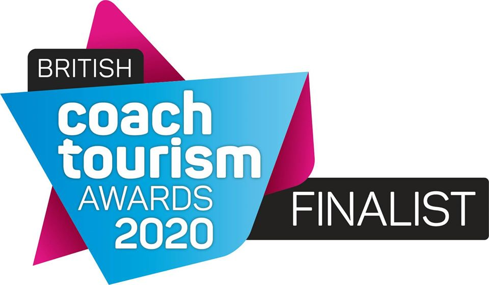 British Coach Tourism Awards 2020 - Finalist