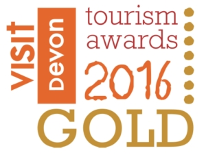 Visit Devon Awards - Gold