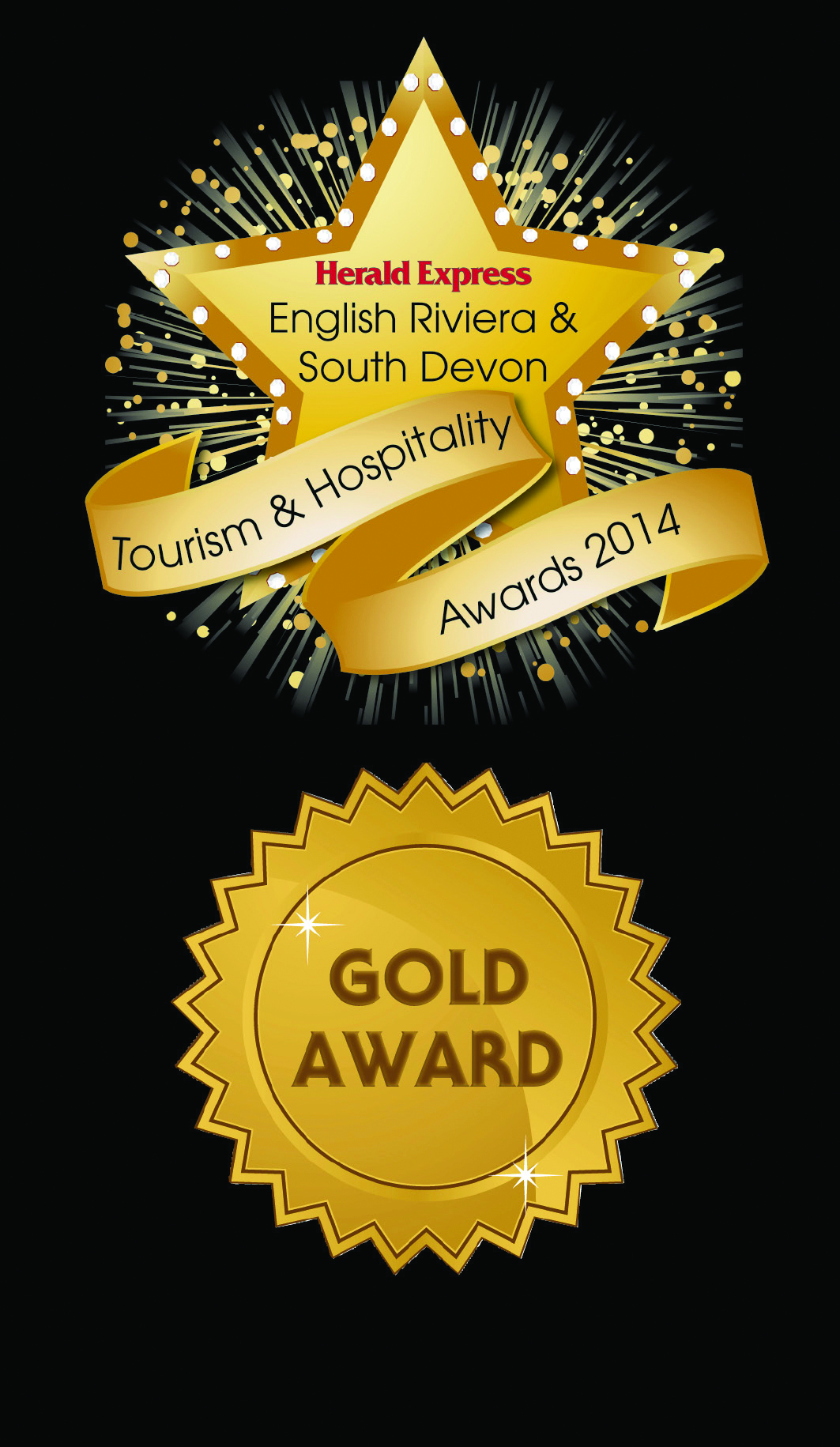 Herald Express Tourism & Hospitality Awards 2014, Gold award