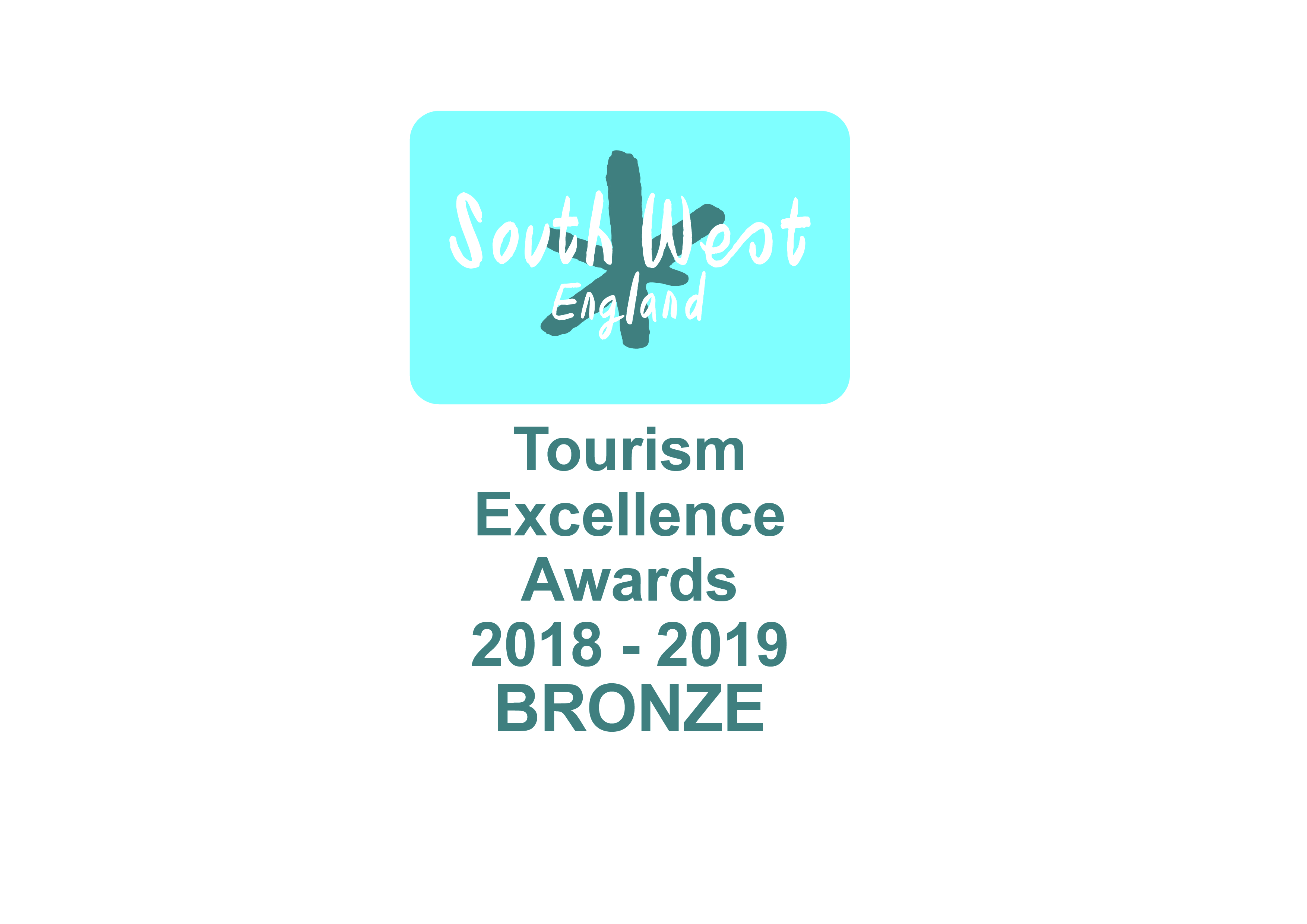 South West Tourism Excellence Award 2018- 2019 – Bronze