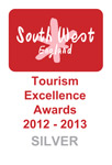 South West Tourism Excellence Awards - Silver