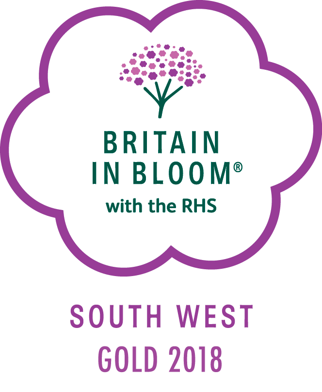 RHS Britain in Bloom - South West Gold - 2018