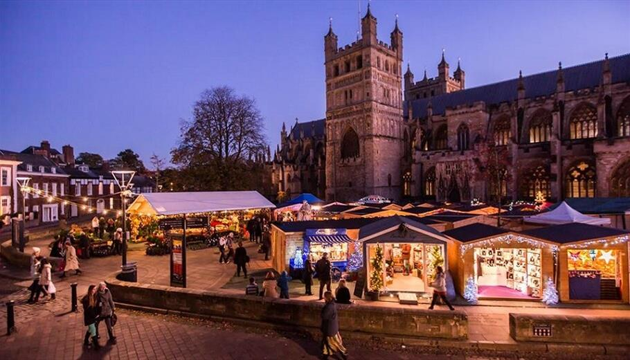 Xmas Markets in Devon: The Official Guide from Visit Devon