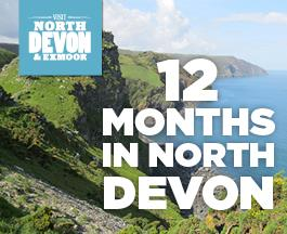 north devon 12 months blog