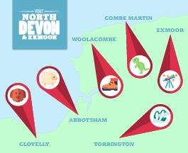 what's on thumbnail for north devon