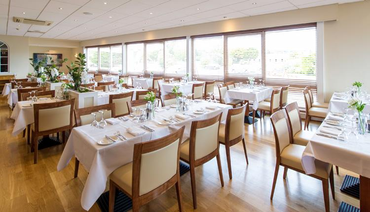 The Barnstaple Hotel restaurant