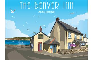 The Beaver Inn, Appledore