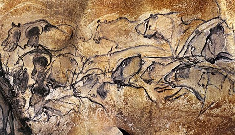 Image result for stone age cave paintings