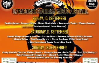 Ilfracombe Country Music Festival