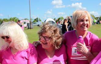 Exeter Race for Life 5 & 10k Cancer Research UK