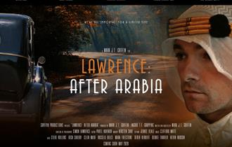 LAWRENCE: AFTER ARABIA WITH DIRECTOR Q&A
