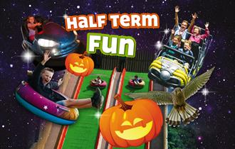 Half Term at The Milky Way Adventure Park