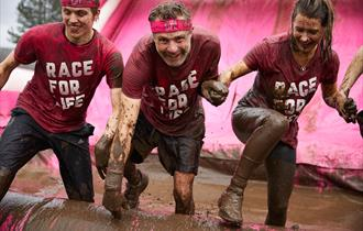 Exeter Pretty Muddy & Pretty Muddy Kids Cancer Research UK