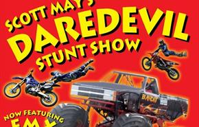Scott May Daredevil Stunt Show