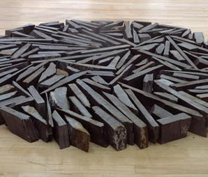 Richard Long 'Being in the Moment' exhibition