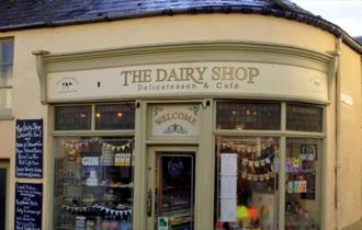 The Dairy Shop Delicatessen and Cafe
