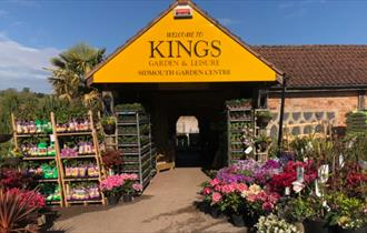 Kings garden centre