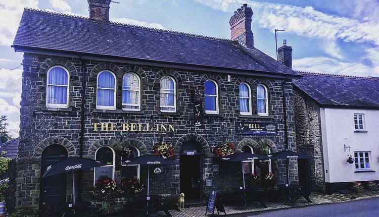 The Bell Inn Chittlehampton