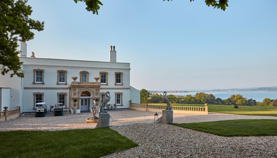 Lympstone Manor Hotel & Restaurant