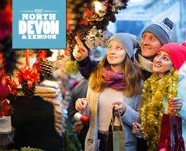 christmas events thumbnail for north devon