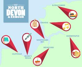 whats on in north devon in september